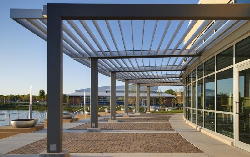 Iccc Bioscience Building Bergland Cram