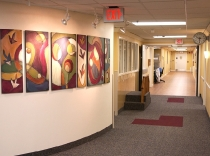 Birth Center Remodel, MercyOne North Iowa