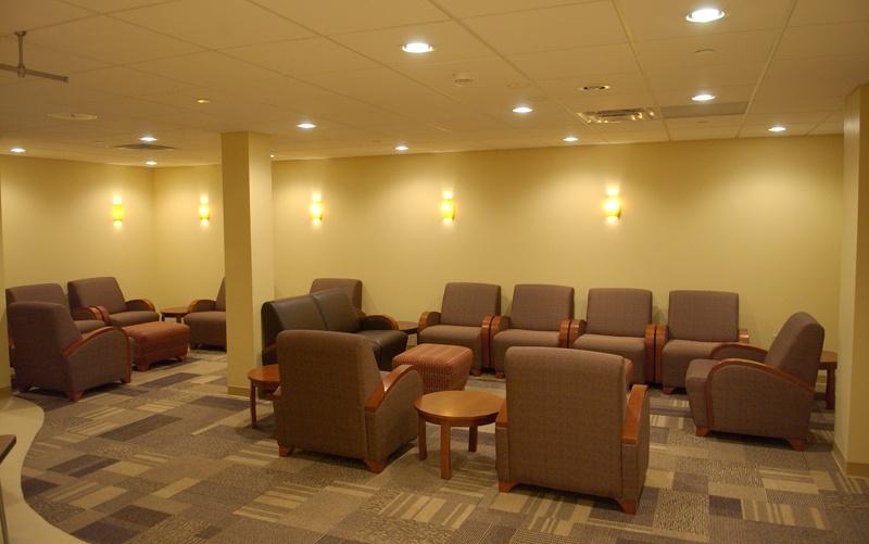 mercy staff lounge bergland cram us interior design firms us interior design