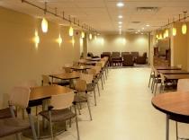 Mercy Staff Lounge