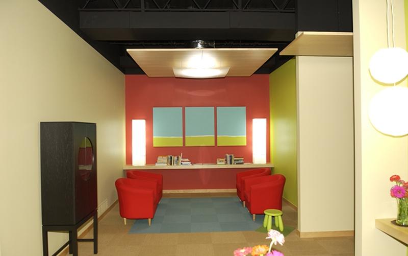 Integrative medicine consultants bergland cram for Interior design consulting firms