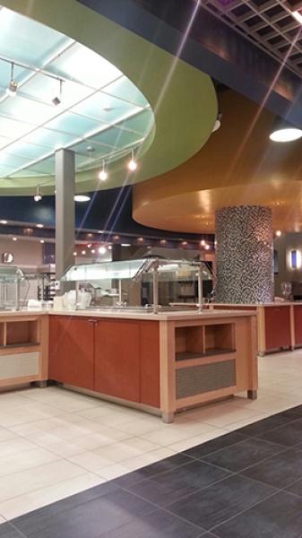 Food Service Facility Bergland Cram
