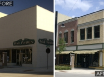 Mason City Facade Restoration