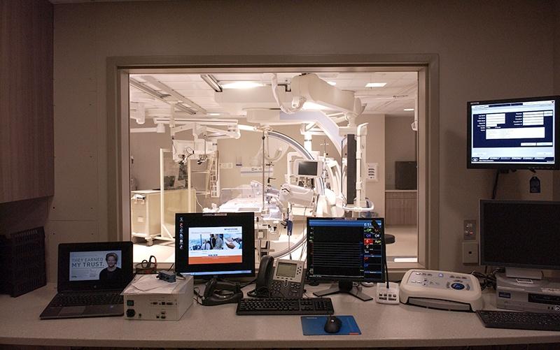 Mercy Cath Lab Expansion Bergland Cram