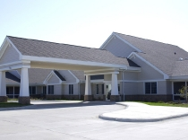 Kentucky Ridge Assisted Living + Addition