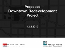Mason City Downtown Redevelopment